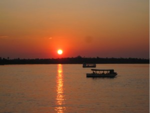 SunsetOvertheZambezi
